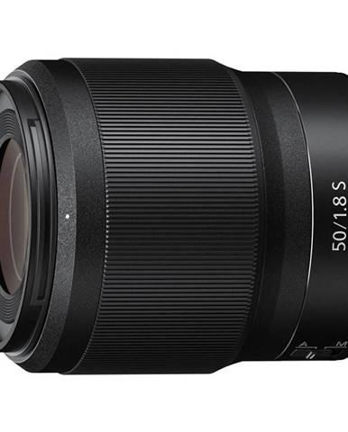 Objektív Nikon Nikkor Z 50 mm f/1.8 S čierny