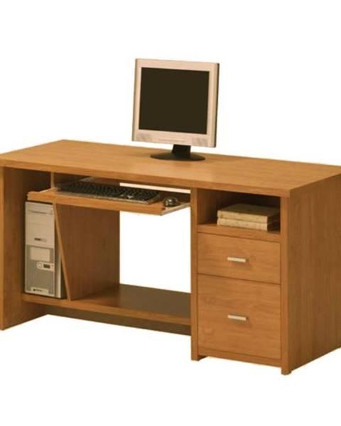 Tempo Kondela PC stôl čerešňa americká OSCAR PC1