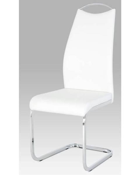 Sconto Jedálenská stolička ANITA biela