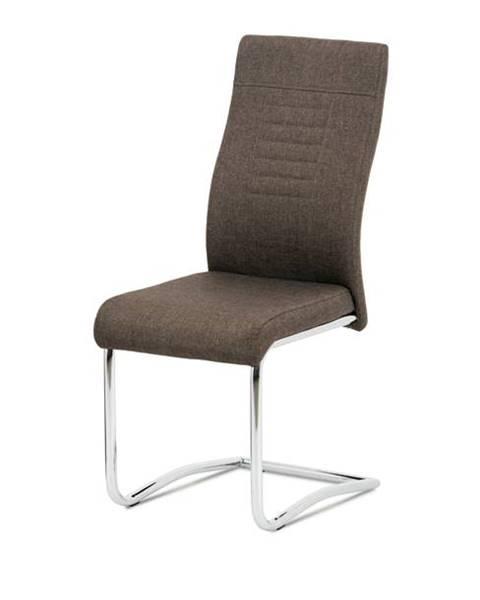 Sconto Jedálenská stolička PALOMA hnedá