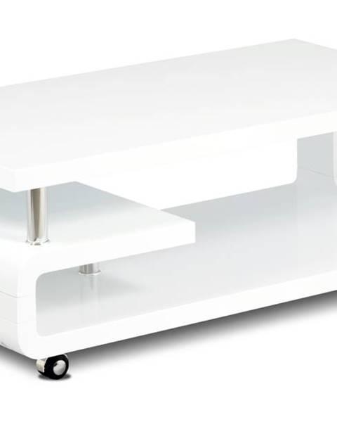 Sconto Konferenčný stolík GRANADA biela