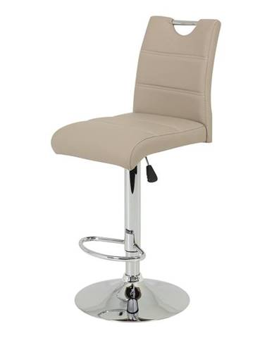 Barová stolička MIRANDA H béžová