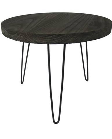 Prístavný stolík GREGOR ø 50 cm