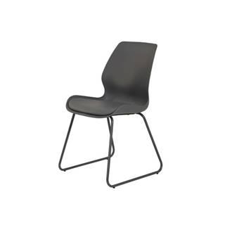 Jedálenská stolička LENA S sivá