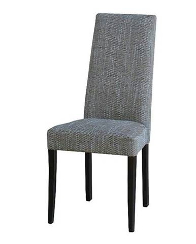 Jedálenská stolička CAPRICE buk koloniál/sivá