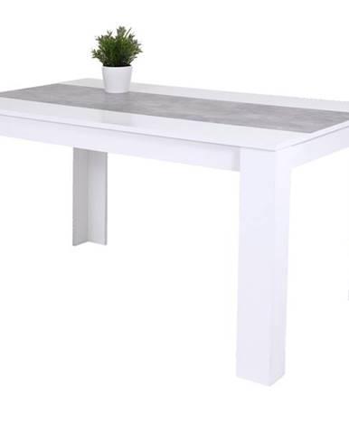 Jedálenský stôl LILO biela