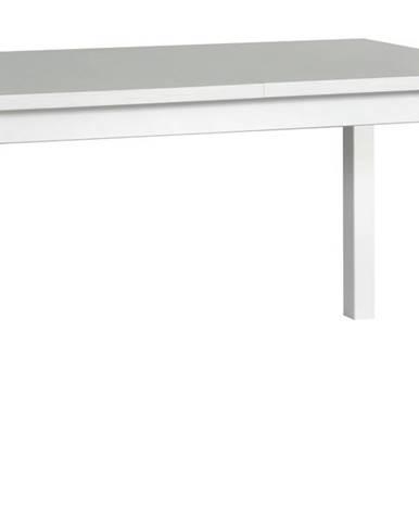 Jedálenský stôl MOLENA 1 biela
