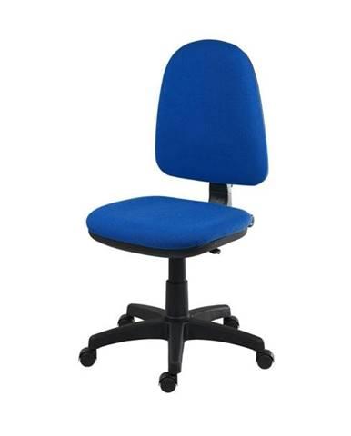 Otočná stolička ELKE modrá