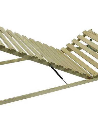Polohovací latkový rošt SOGNO MASIV BUK NV 90x200 cm