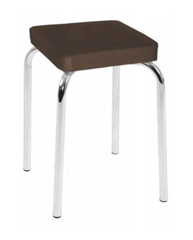 Stolička SANDRA H hnedá