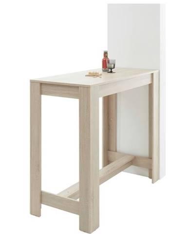 Barový stôl HUGO dub sonoma