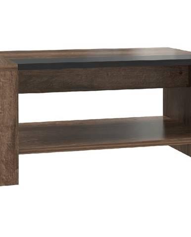 Konferenčný stolík TRAT ušľachtilý dub