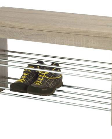 Lavica/úl.priestor na topánky TAURUS dub sonoma
