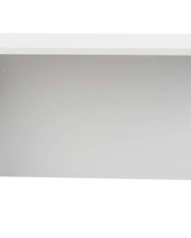 Písací stôl EASY 110 biela
