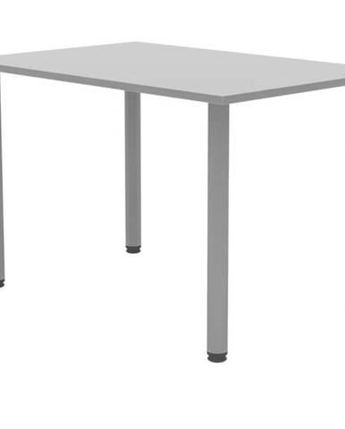Písací stôl RIO 228 sivá