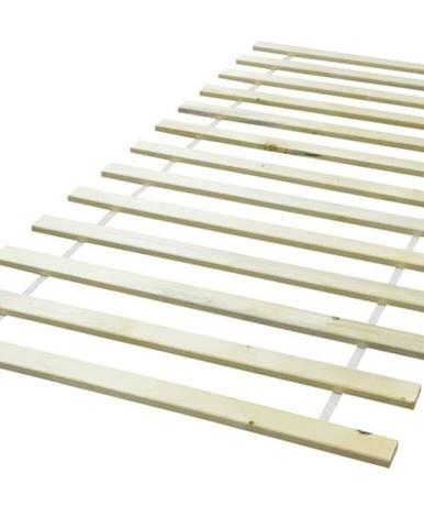 Rolovací latkový rošt GRID 120x200 cm