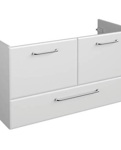 Umývadlová skrinka FILO 619 biela vysoký lesk