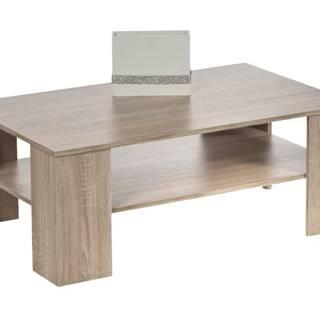 Konferenčný stolík HEMNES dub sonoma