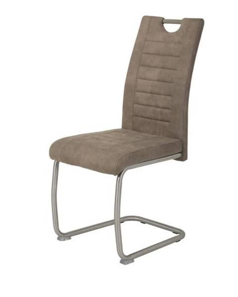 Sconto Jedálenská stolička ULLA S vintage bahno