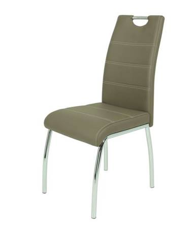 Jedálenská stolička SUSI S hnedá