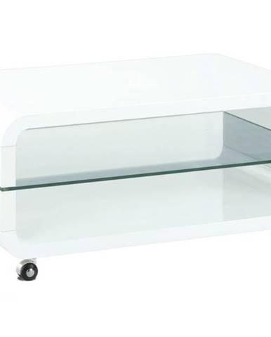 Konferenčný stolík SEVILLA 1 biela