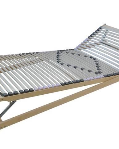 Polohovací lamelový rošt TRIO HN T12 90x200 cm