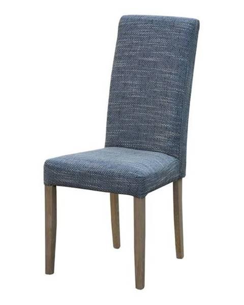 Sconto Jedálenská stolička CAPRICE 6 sivá melír