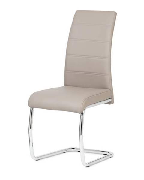 Sconto Jedálenská stolička MIA hnedá