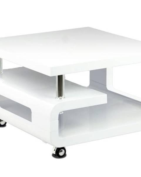 Sconto Konferenčný stolík CAMPOSTELA biela