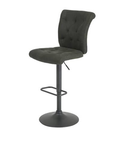 Barová stolička SISI II H sivá