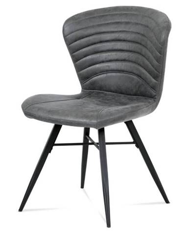 Jedálenská stolička ALEXA sivá