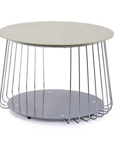 Prístavný stolík RIVOLI ø 70 cm