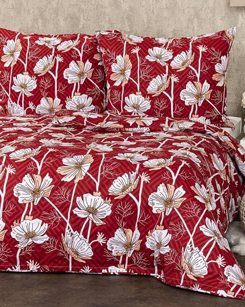 4Home 4Home Bavlnené obliečky Lúčna kvetina, 220 x 200 cm, 2 ks 70 x 90 cm