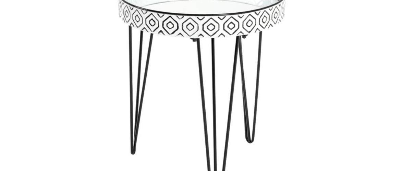 Prístavný stolík VITAGO ø 45 cm